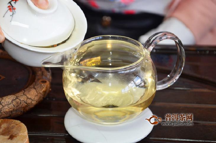 东半山忙蚌普洱茶介绍
