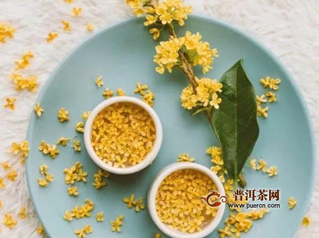 桂花茶的简单制作方法