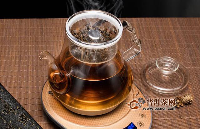 喝黑茶能减肥吗?黑茶中的食物纤维能燃烧脂肪!