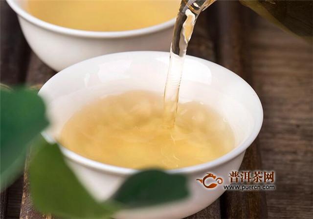 白茶和红茶