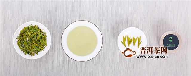 龙井茶绿茶加工工艺