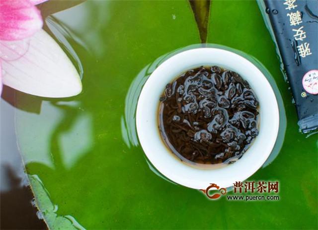 雅安藏茶冲泡方法,最方便、最实用的方法在这!