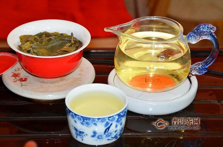 千家寨普洱茶介绍
