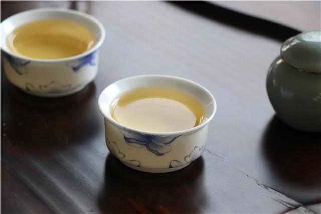 初始普洱茶:普洱茶品饮之体感表现