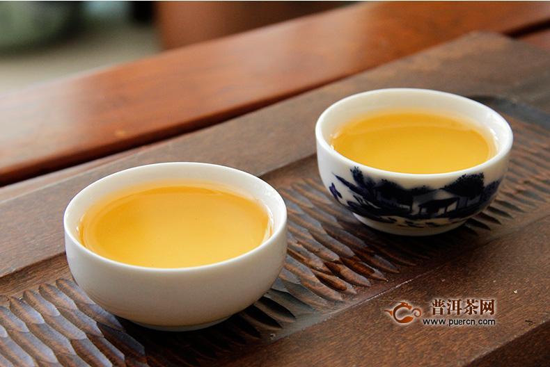 勐宋大曼吕普洱茶