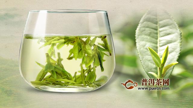 绿茶色泽有些什么?绿茶的色泽——清汤绿叶