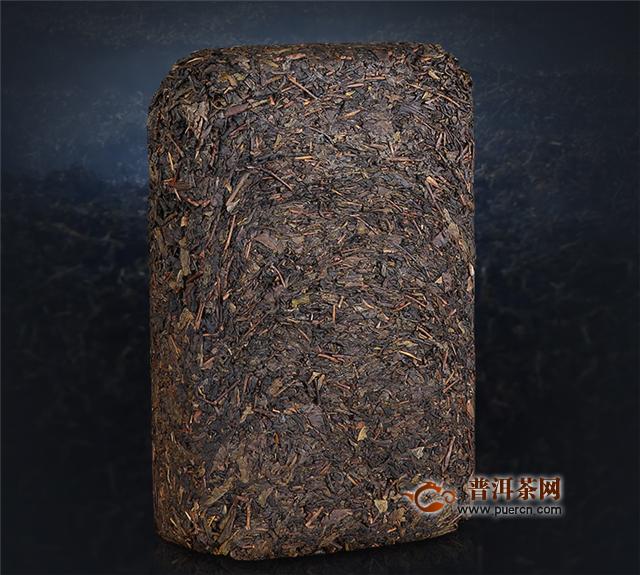 湖南安化茯茶的特点