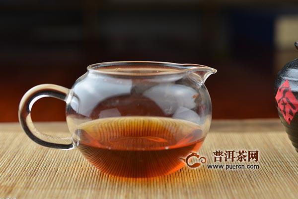 喝金花茯茶好处,