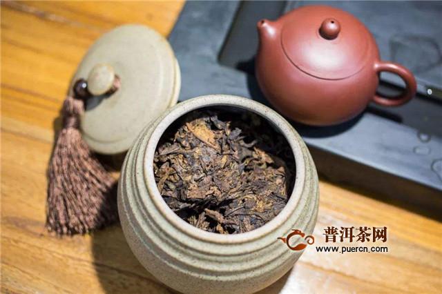 金花茯砖茶怎么保存?