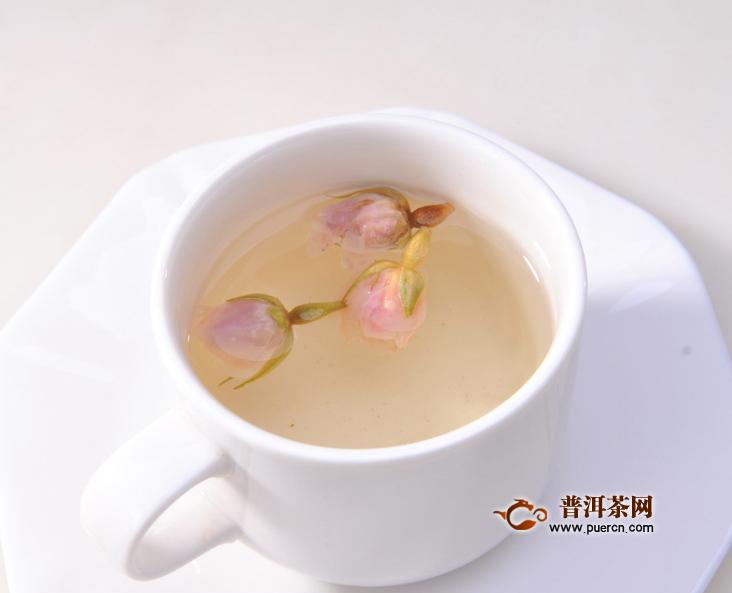 玫瑰花茶功效与禁忌,喝玫瑰花茶的好处