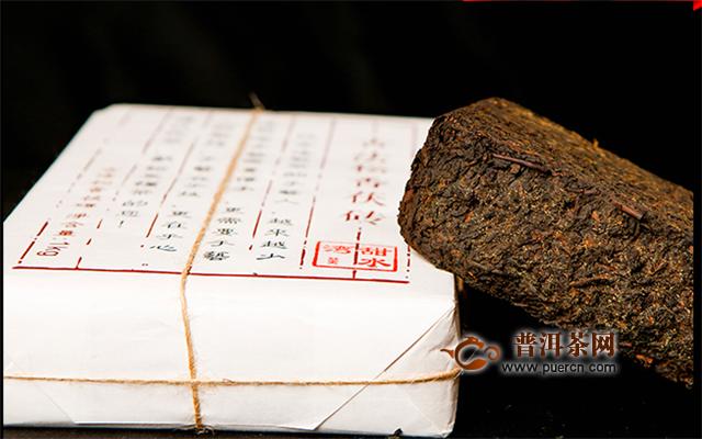 安化黑茶的历史与文化