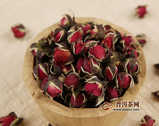 金边玫瑰花茶的功效与作用