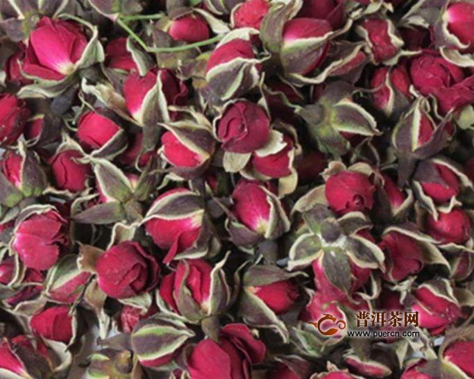 鉴别玫瑰花茶好坏,优质玫瑰花茶的特征