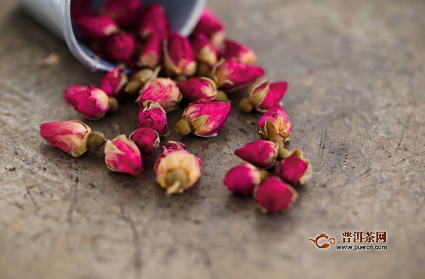 喝野玫瑰花茶有什么好处?怎么鉴别玫瑰花茶好坏?