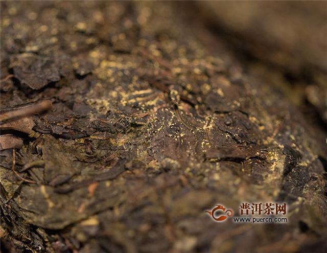 金花茯茶的来历,关于金花茯茶的传说!