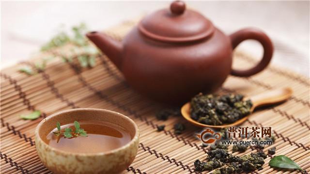 夏天喝乌龙茶好吗?