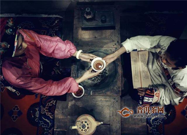 黑茶的历史来由