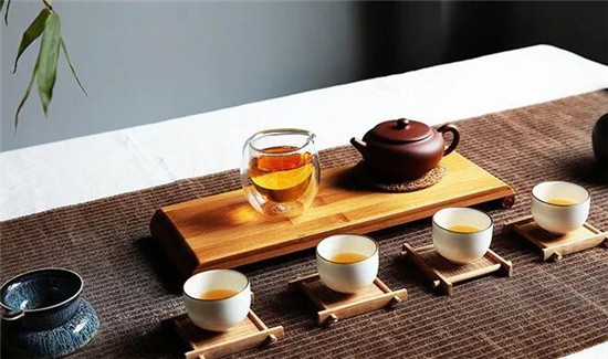 据说这是时下最流行的泡茶方法