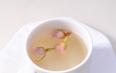 金边玫瑰花茶晚上喝好吗?喝玫瑰花茶注意事项