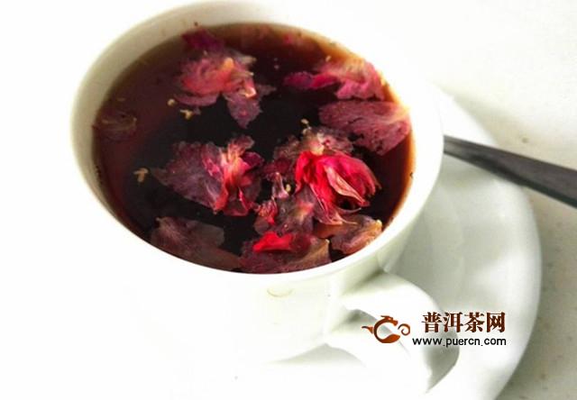 洛神花茶一次放几个花瓣