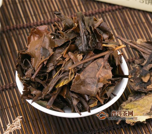 白牡丹茶的副作用,