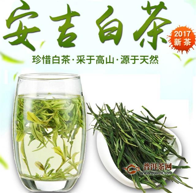 安吉白茶是红茶还是白茶?
