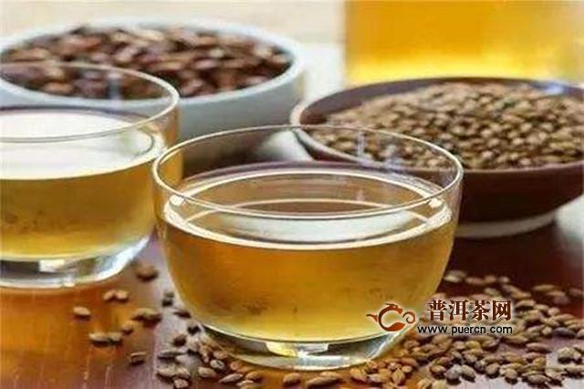 大麦茶的作用