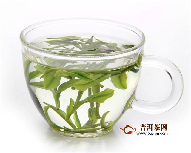 安吉白茶的功效和好处,