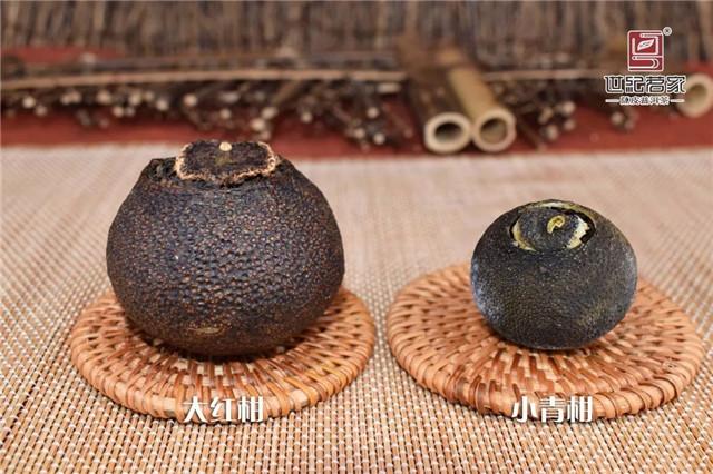 小青柑和大红柑有什么区别?喝哪个更好?