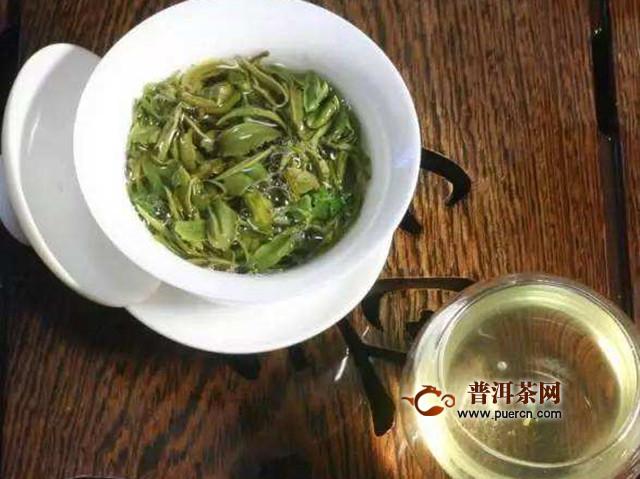 盖碗泡绿茶的正确方法