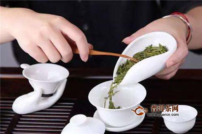 盖碗喝茶加多少茶叶