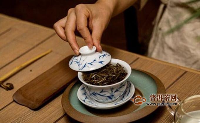 盖碗和茶壶的区别