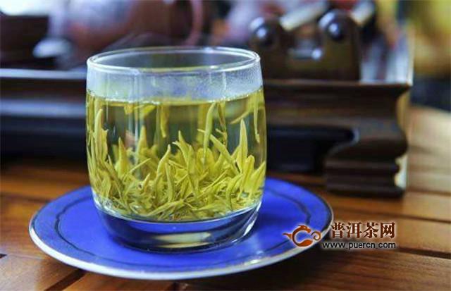 黄金芽为什么不是黄茶