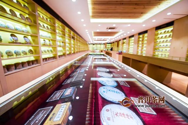 大益藏茶阁:细数79年历史,一次看够有关大益茶的4000多款藏品