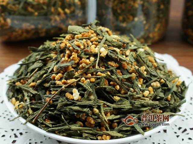 玄米茶怎么泡