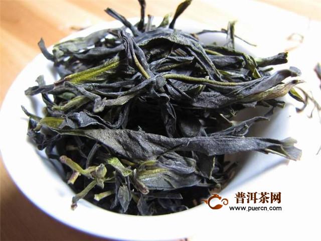 茶中贵族:贡香单丛