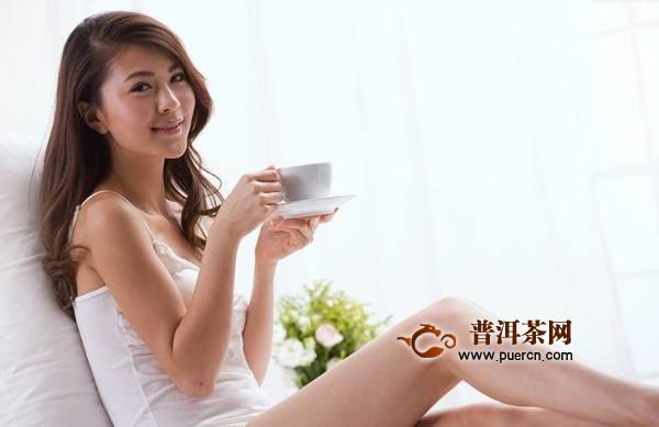 女性月经期间能不能喝铁观音?女性喝茶四不宜