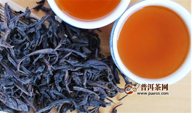 岩茶是青茶吗