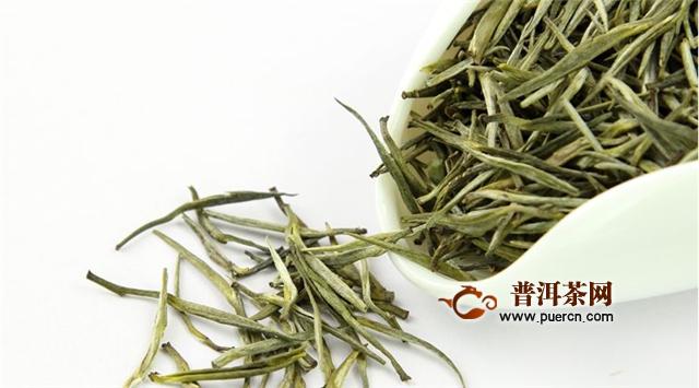 君山银针是绿茶还是黄茶?