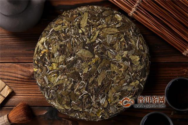 中茶值得收藏的白茶——中茶蝴蝶老树白茶