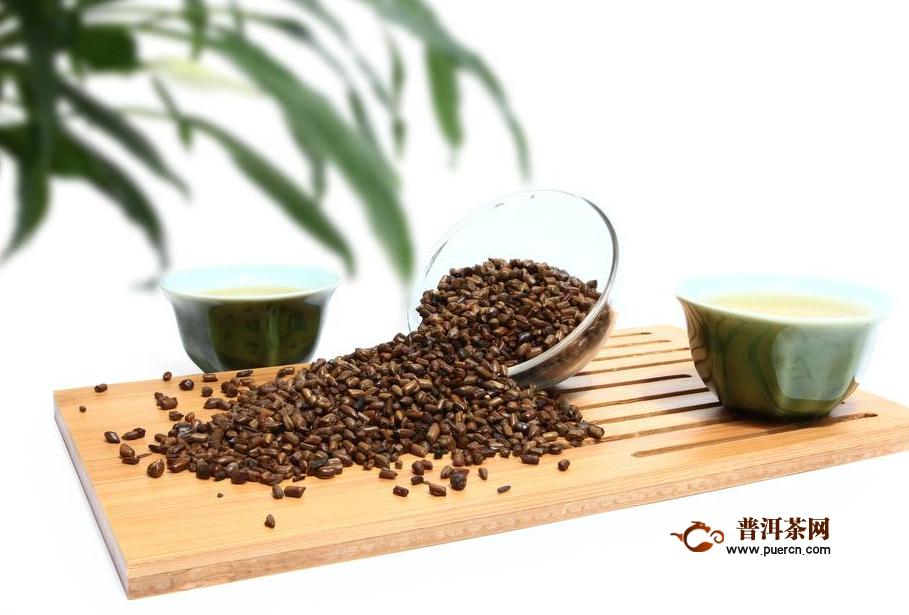 决明子可以喝龙井?决明子茶可以与绿茶一起喝!