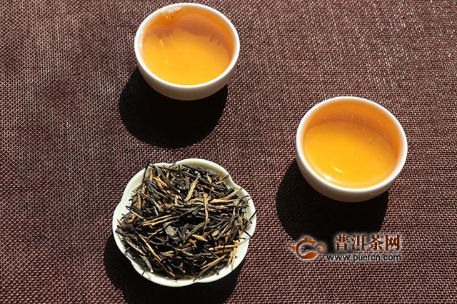 滇红红茶种类