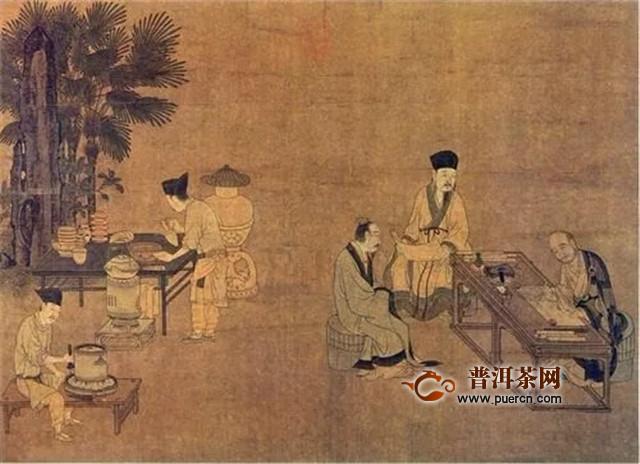 茶诗 它们曾经惊艳当时,又流芳千古