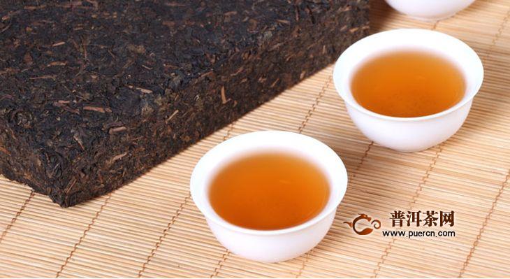 黑茶的六种香气