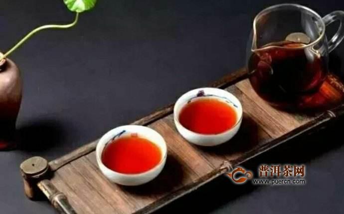 普洱茶和泾渭茯茶的区别