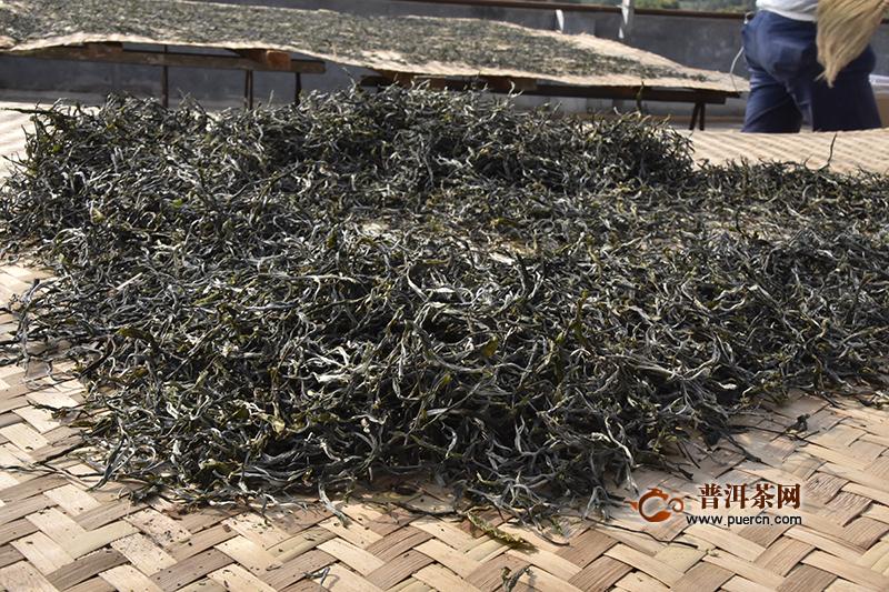 绿茶杀青和干燥方式