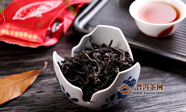 乌龙茶品种大全