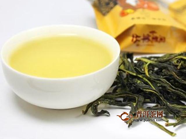 常见乌龙茶有几种