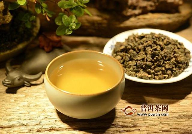 台湾乌龙茶主要品种
