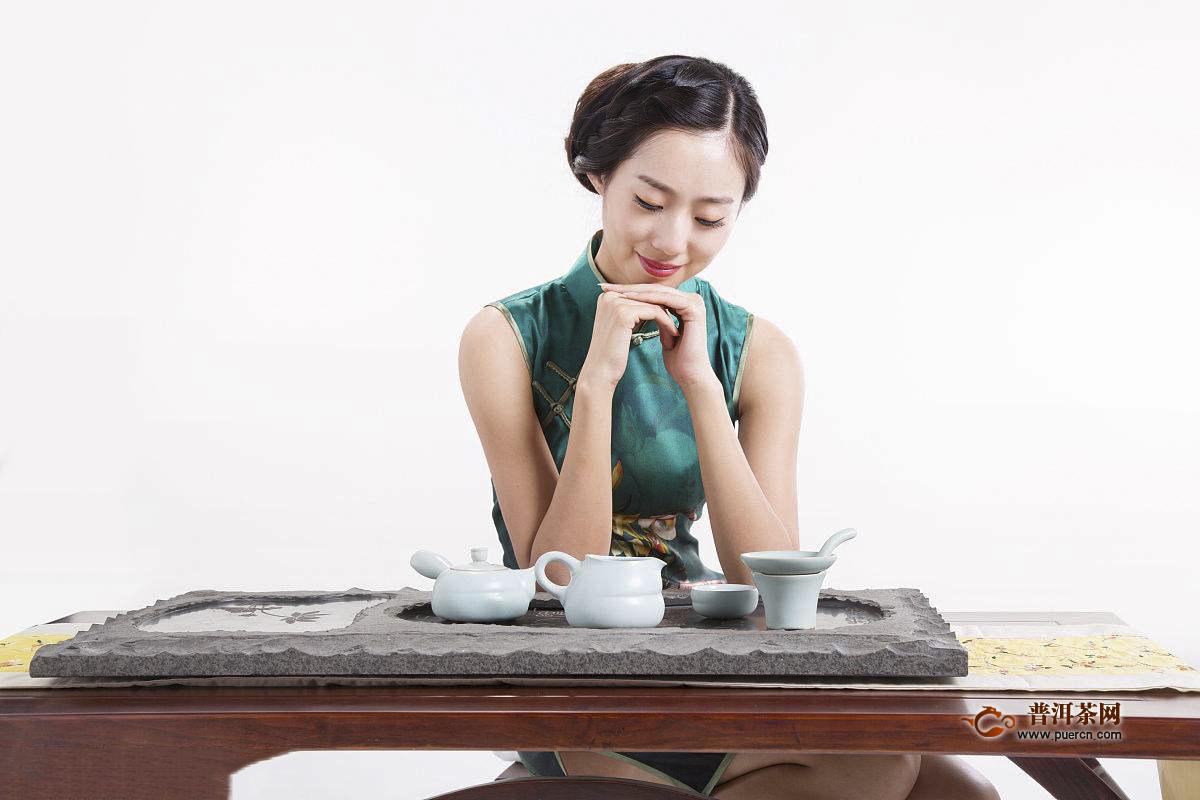 喝茶真能抗衰老吗